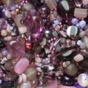 Perle - fialové č. 5 - ramš 250g