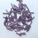 PRECIOSA čípky 15 mm - fialový nástřik - 25 g