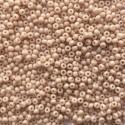 PRECIOSA rokajl 10/0 rosalín solgel na křídě - 10 g