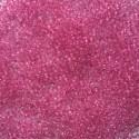 PRECIOSA rokajl 10/0 růžovo-fialový solgel na krystalu - 10 g