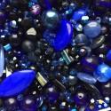 Perle - tmavě modré - ramš 250g