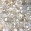 Perle - bílé č. 6 - ramš 250g