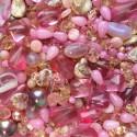 Perle - růžové č. 7 - ramš 250g