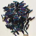 """PRECIOSA čípky 5"""" - 11 mm - modrý iris - 25 g"""