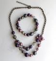 AKCE - náhrdelník + náramek