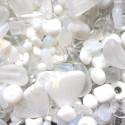 Perle - bílé č. 8 - ramš 250g