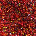 PRECIOSA - mix červeno-topasový - 50 g