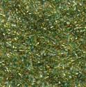 PRECIOSA dvoukrátky 10/0 žluto-tyrkysové - 50 g