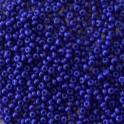 PRECIOSA rokajl 10/0 tmavě modrý, sytý - 50 g