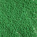 PRECIOSA rokajl 10/0 tmavší sytá zelená MAT - 50 g