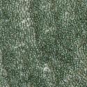 PRECIOSA rokajl 10/0 mechově zelený terra průtah v krystalu + listr- 50 g